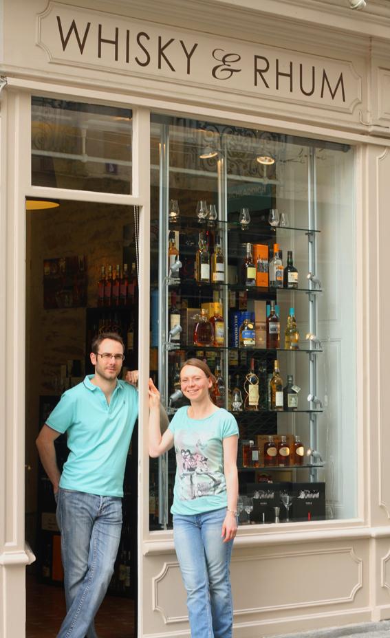 La boutique de Rennes